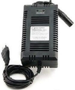 Q-Batteries BL 24-3  Charger for lead acid battery 12V-3A Charging current IU0U (lādētājs)