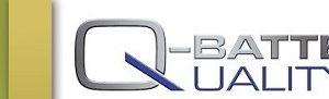 Q-Batteries BL12-10 Charger for lead acid battery 12V-10A Charging current IU0U (lādētājs)
