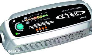 CTEK MXS 5.0 charger lead acid batteries 12V 5A (lādēšanas ierīce)