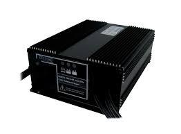 Q-Batteries HF 24-13 industrial High frequency charger 24V 13A by S.P.E. (lādētājs)