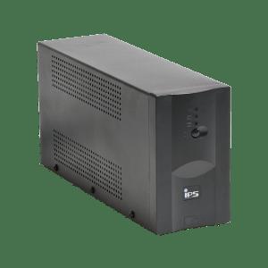 UPS-IPS 800VA/480W/230V 1ph/1ph internal 1x12V/9Ah AGM mod.sin wave line-interactive
