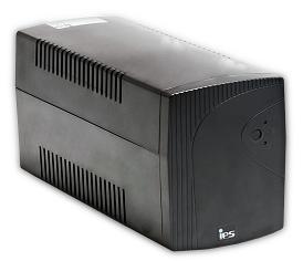 UPS-IPS 1200VA/720W/230V 1ph/1ph, internal 2x12V/7Ah AGM modified sin wave, line-interactive