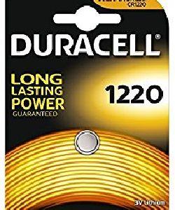 Duracell Lithium CR1220 button cell 3V (iepak 1 gab.)