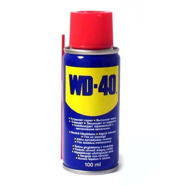 WD-40 100ml, aerosola eļļa smērviela