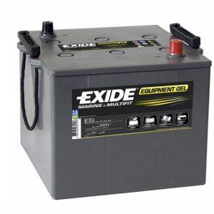 EXIDE-ES1200 EQUIPMENT GEL battery (NATO) 12V-110Ah 1200Wh 760A CCA A(EN) L286 W270 H230