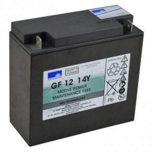 GF 12 014 YF Sonnenschein GF-Y_GEL battery 12V / C5-14Ah; C20-15Ah (181*76*167) G-M5 Terminal