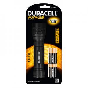 Duracell EASY-5 VOYAGER, LED lukturis & 6xAA baterijas