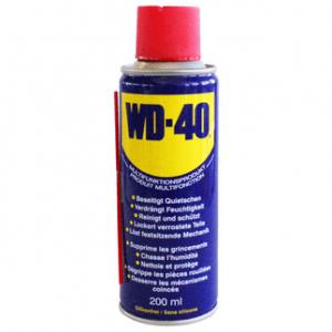 WD-40 200ml, aerosola eļļa smērviela