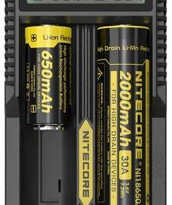 NITECORE UM20 USB Li-ion battery charger, lādētājs