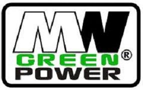 Saules baterija panelis MWG-10 10W-12V, L330 W290 H28, IP65