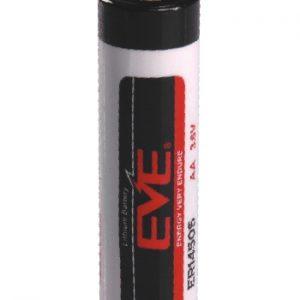 EVE ER14505 battery Lithium-teonyl Chloride (Li-SOCI2)  3,6V 2,7Ah (AA)