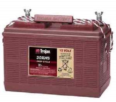 Akumulator Trojan 30XHS 12V 130Ah Deep Cycle