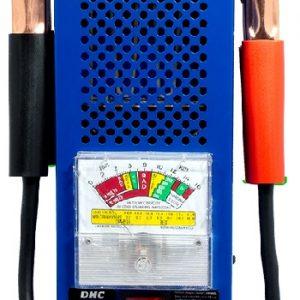 Akumulatoram testeris 6V / 12V > 100Ah