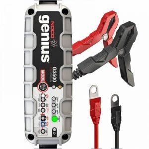 NOCO Genius G3500 EU charger lead acid & lithium batteries 6V/12V 3,5A (lādēšanas ierīce)