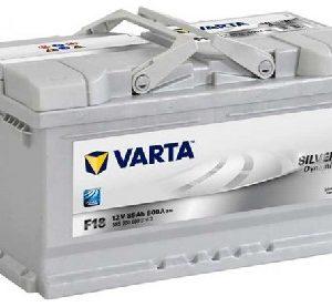 VARTA F18 SILVER DYNAMIC 12V-85Ah / EN 800A / L315 / W175 / H175 Akumulators (+/-)