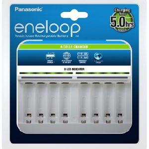 Panasonic charger BQ-CC63 up to 8xAA/AAA size, lādētājs