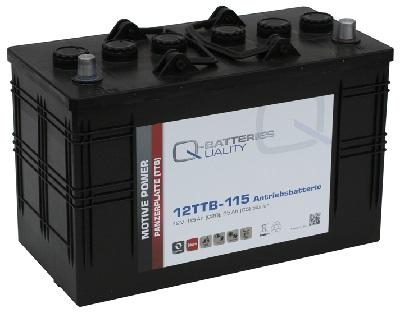 12TTB-115; 12V 115Ah-C20;Q-BATTERIES_Tubular plate batteries L245 W173 H233 A-terminal