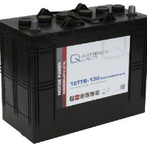 12TTB-130; 12V 130Ah-C20;Q-BATTERIES_Tubular plate batteries L245 W173 H284 A-terminal