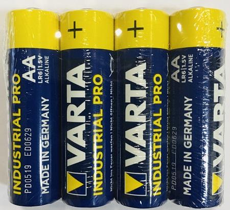 VARTA LR6 Industrial AA Alkaline MIGNON 1,5V