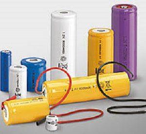 Battery pack Ni-Cd, Ni-Mh — 2.4; 3.6; 4.8; 6.0; 7.2; 9.6; 12.0; 24.0V