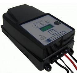 Q-Batteries HF 24-40 industrial High frequency charger 24V 40A by S.P.E. (lādētājs)